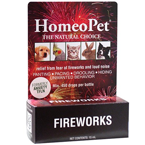 Homeopet Fireworks - Anxiety