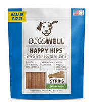 Dogswell Happy Hips Dog Treats, Chicken Flavor, 32oz