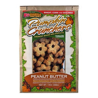 K9 Granola Factory Pumpkin Crunchers Dog Treat Peanut Butter 14oz