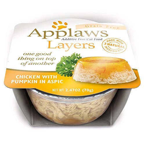 Applaws Chicken with Pumpkin Layers Cat Food - 12 Pack