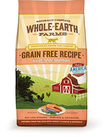 Whole Earth Farms Grain Free Salmon Cat Food