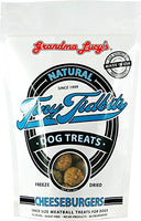 Grandma Lucy's Tiny Tidbits Cheeseburger Dog Treats, 6oz