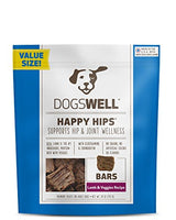 Dogswell Happy Hips Dog Treats, Lamb & Veggies, 28oz