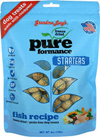 Grandma Lucy's Pureformance Starters Fish Dog Treats