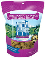 Natural Balance Limited Ingredient Sweet Potato & Venison Dog Treats