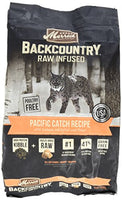 Merrick Backcountry Raw Infused Pacific Catch Grain Free Cat Food