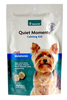 NaturVet Quiet Moments Calming Aid for Dogs - 65ct. Soft Chews
