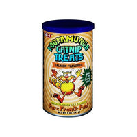 Kookamunga Krunchie Kravings Catnip Treats - Salmon - 5 oz