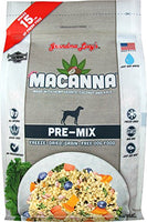 Grandma Lucy's Macanna Pre-Mix Grain-Free Dog Food, 3lb.