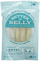 Better Belly Large Dental Rolls (4 Pack)