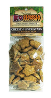 K9 Granola Factory Liver and Cheese Stars