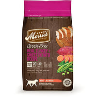 Merrick Grain Free Real Turkey & Sweet Potato Dog Food