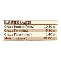Merrick Classic Grain Free Puppy Plate Puppy Food, 13.2oz. 12 Pack