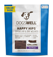 Dogswell Happy Hips Dog Treats, Duck Flavor, 23oz