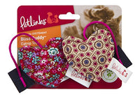 Petlinks Bliss Buddy Heart Tea Bag Cat Toys