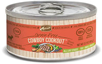 Merrick Classic Cowboy Cookout Small Breed Grain Free Dog Food, 3.2oz. 24 Pack