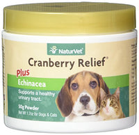 NaturVet Cranberry Relief For Urinary Tract, 50GM
