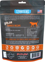 Grandma Lucy's  Valor Starters Freeze Dried Turkey Dog Treats