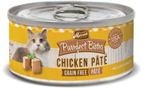 Merrick Purrfect Bistro Chicken Pate Grain Free Cat Food, 24 Pack