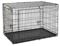 Contour Double Door Pet Crate