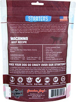 Grandma Lucy's Macanna Starters Freeze Dried Beef Dog Treats