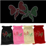 Mirage - Christmas Bows Pet Sweaters