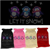 Mirage - Let It Snow Christmas Dog Sweaters