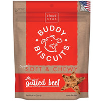 Buddy Biscuits Grilled Beef Flavor 6 Oz