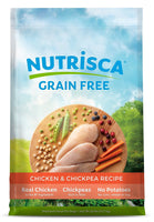 Dogswell Nutrisca Chicken and Chick Pea Dog Food 28lb.