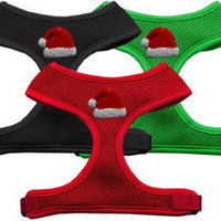 Mirage - Santa Hat Chipper Christmas Dog Harnesses