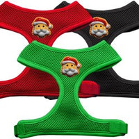 Mirage - Santa Face Chipper Christmas Dog Harnesses