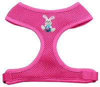 Pink Easter Bunny Dog Harness
