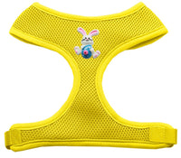 Yellow Easter Bunny Dog Harness
