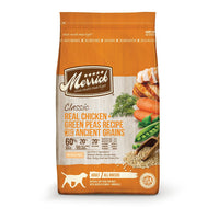 Merrick Classic Chicken & Green Peas Dog Food - Various Sizes Available