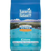 Natural Balance Original Ultra Chicken, Duck Meal & Salmon Meal Cat Food