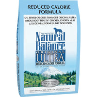Natural Balance Original Ultra Reduced Calorie Dog Food