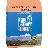 Natural Balance Limited Ingredient Green Pea & Salmon Cat Food