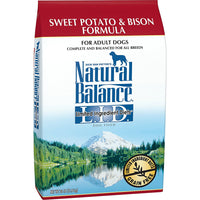 Natural Balance Limited Ingredient Sweet Potato & Bison Dog Food