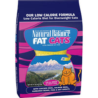 Natural Balance Fat Cats Low Calorie Cat Food