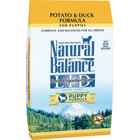Natural Balance Limited Ingredient Potato & Duck Puppy Food