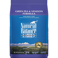 Natural Balance Limited Ingredient Green Pea & Venison Cat Food