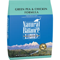 Natural Balance Limited Ingredient Green Pea & Chicken Cat Food