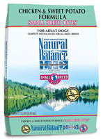 Natural Balance Limited Ingredient Chicken & Sweet Potato Small Breed Dog Food