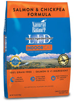 Natural Balance Limited Ingredient Salmon & Chickpea Indoor Cat Food