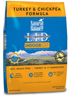 Natural Balance Limited Ingredient Turkey & Chickpea Indoor Cat Food