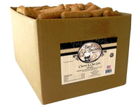 Basil & Baxter's Cheese Oatmeal Sticks Biscuit Dog Treats, 10lb. Box