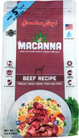 Grandma Lucy's Macanna Beef Recipe Grain-Free Dog Food