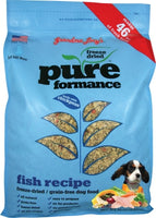 Grandma Lucy's Pureformance Grain Free Fish Dog Food
