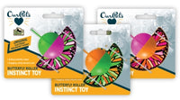 Butterfly Roller Cat Toy