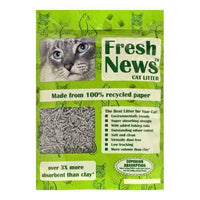 Fresh News - Cat Litter